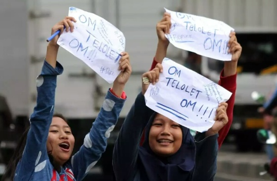 'Om Telolet Om' unsafe to do on public roads: Transportation Ministry (The Jakarta Post)