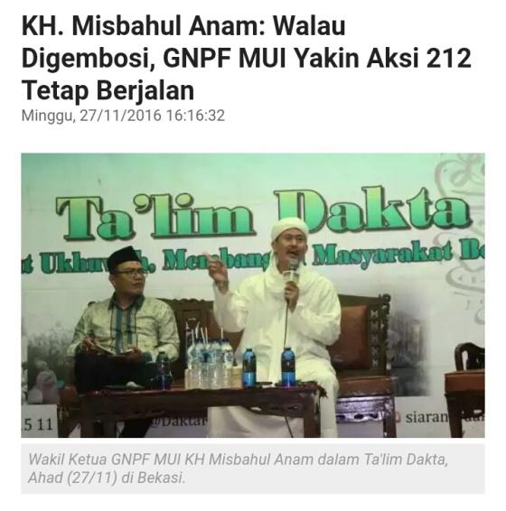 http://m.suara-islam.com/mobile/detail/20625/KH.-Misbahul-Anam--Walau-Digembosi--GNPF-MUI-Yakin-Aksi-212-Tetap-Berjalan