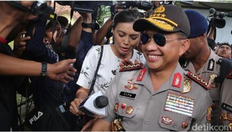 Kapolri Jend Tito Karnavian (Foto: Ari Saputra- detikcom)