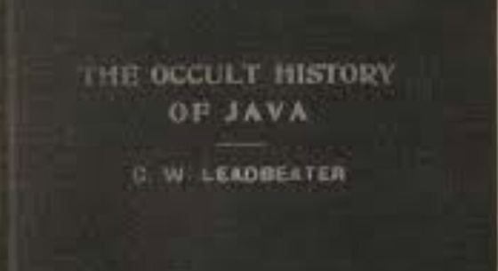 Buku The Occult History of Java (Thorn Books)