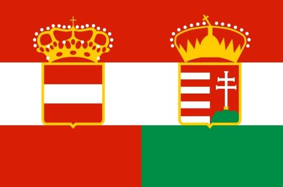Bendera Austro-Hungaria (wikipedia)